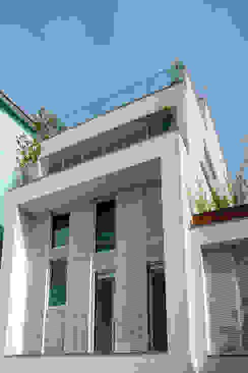Mirante House Maisons modernes par Gisele Taranto Arquitetura Moderne