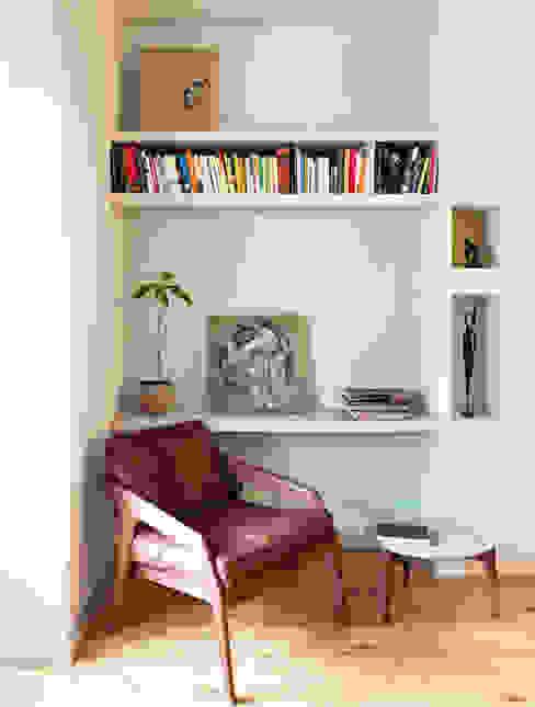 Salón Dormitorios de estilo moderno de ACABADOMATE Moderno
