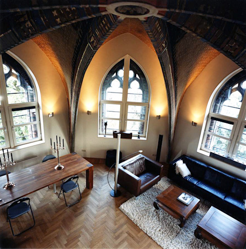von BRON architectuur Rustikal