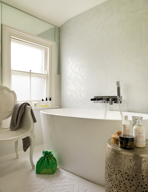 Camberwell Victorian House Salle de bain moderne par My Bespoke Room Ltd Moderne