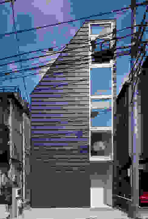 現代  by インタースペース・アーキテクツ一級建築士事務所, 現代風