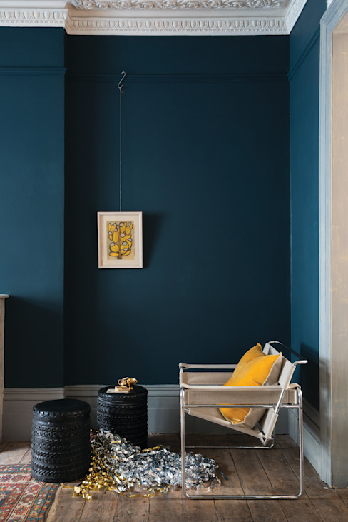 Salon de style  par Farrow & Ball,