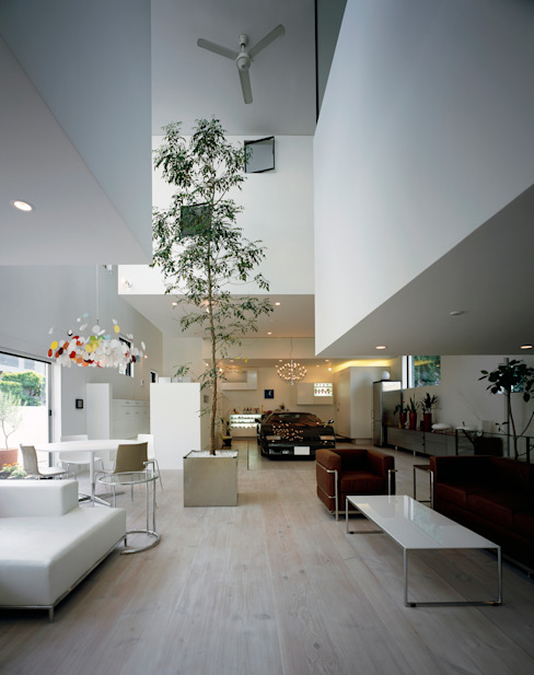 no.555 Modern living room