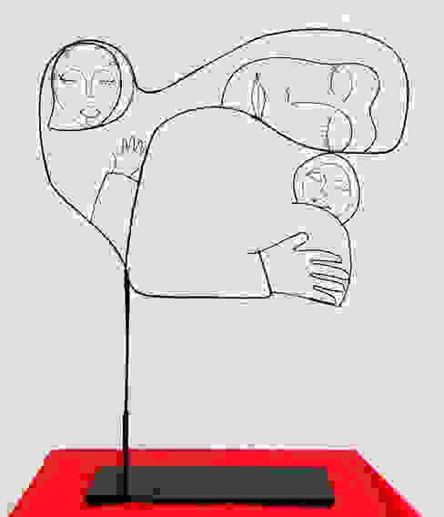 van , LoR Sculpteur Fildefériste Eclectisch