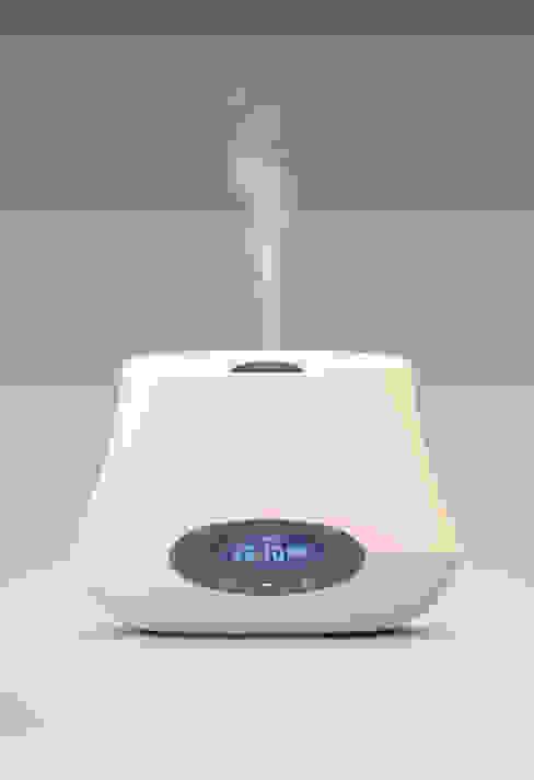 Lichttherapie ergänzt durch Aromatherapie von Lumie - Wohlbefinden durch Lichttherapie