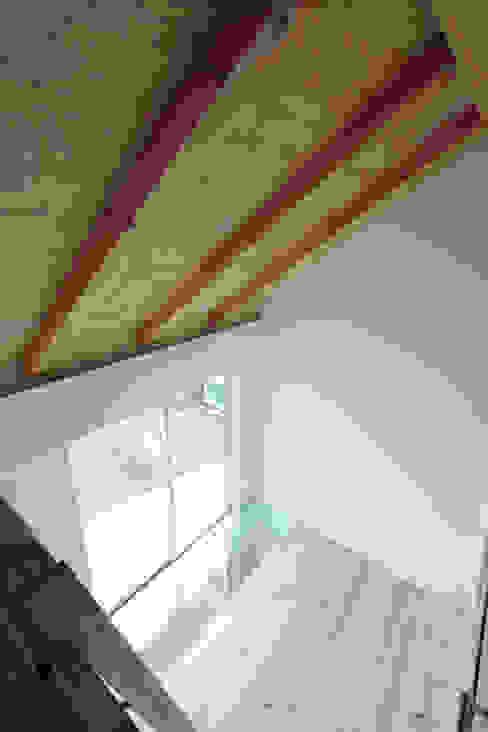 Shakujii-Y house Houses by 池田雪絵大野俊治 一級建築士事務所