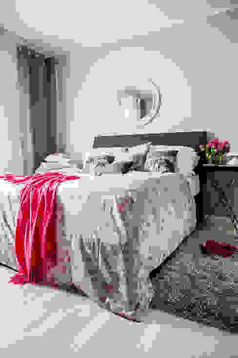 wnetrza: styl , w kategorii Sypialnia zaprojektowany przez Mocca Studio ,Klasyczny