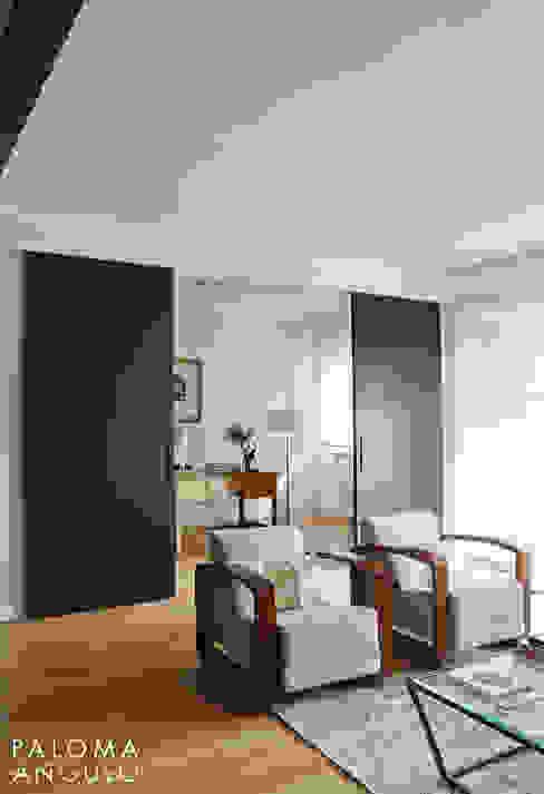 Salon Salas de estilo minimalista de Interiorismo Paloma Angulo Minimalista