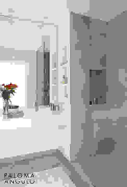 Baño 1 Baños de estilo minimalista de Interiorismo Paloma Angulo Minimalista