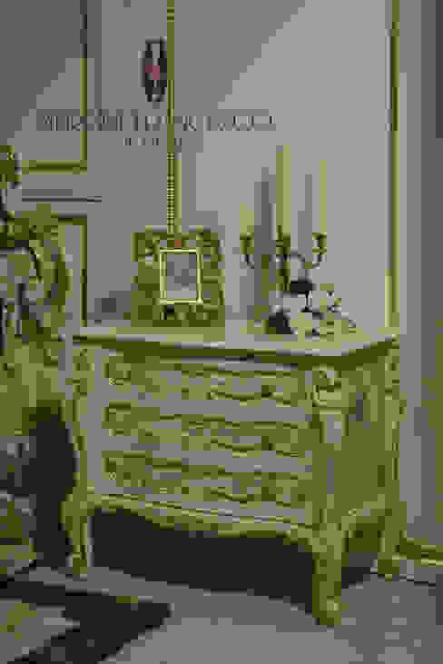 Mod. 950 Versailles Coll.Elisa Meroni Francesco e Figli BedroomBedside tables