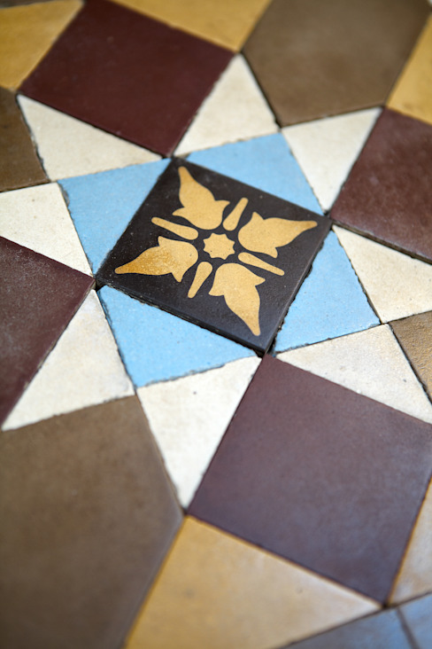 Tiles The Vintage Floor Tile Company Rustik