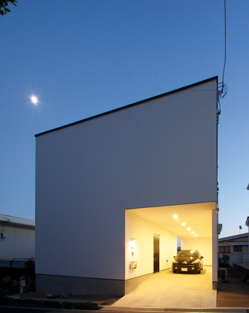 SeijiIwamaArchitects Modern home