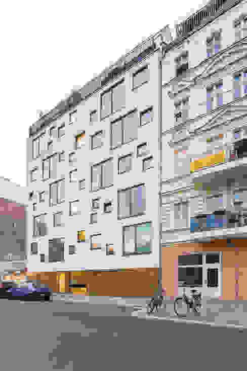 CHO 58 Stadthaus Häuser von ZOOMARCHITEKTEN