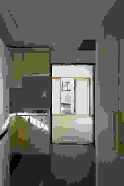 House in Macheon 房子 根據 studio_GAON