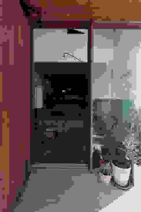 若葉台のいえ 家 の akaza architectural design office