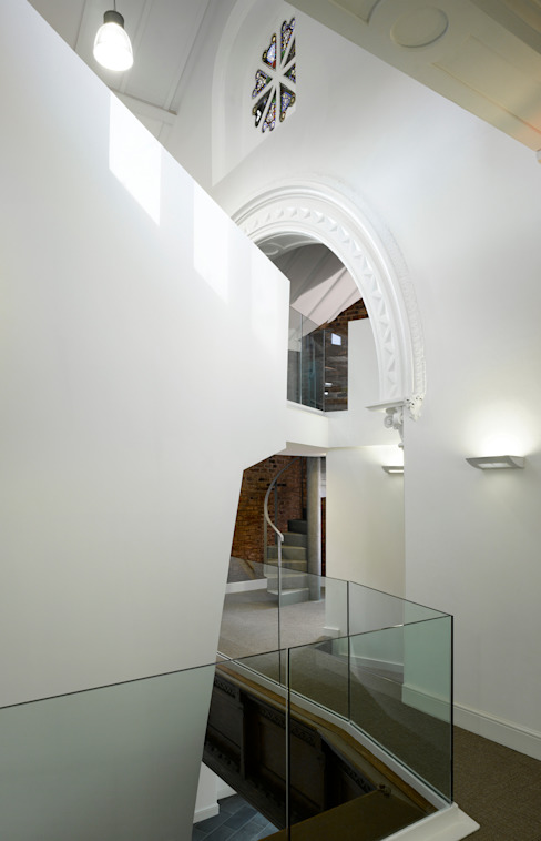 Artingstalls Chapel OMI Architects Modern office buildings