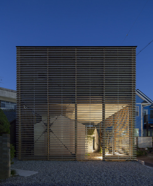 TWO Modern home by MASAKI YAMADA Architecture Modern