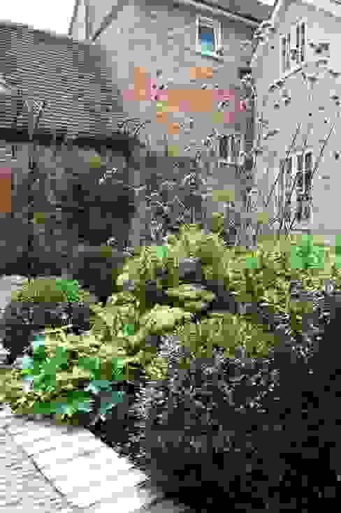 Courtyard Garden Country style garden by Dawn Isaac Garden Design Country