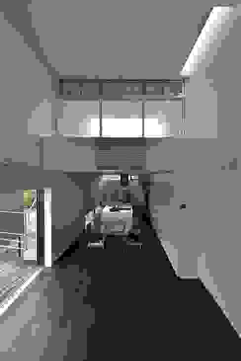 MO-HOUSE: 株式会社長野聖二建築設計處が手掛けたダイニングです。,モダン
