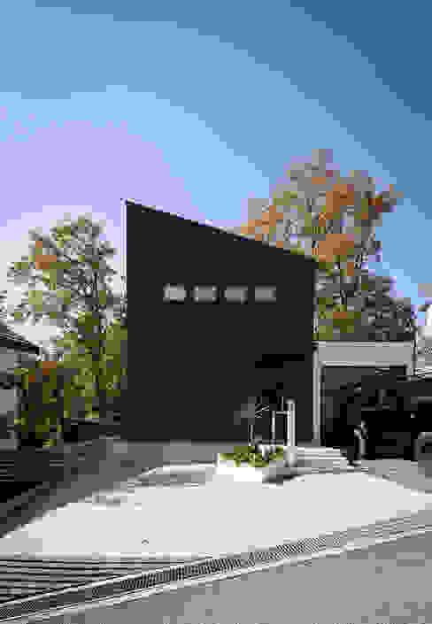 森の緑を楽しむみんなの集まる家: ラブデザインホームズ/LOVE DESIGN HOMESが手掛けた一戸建て住宅です。,オリジナル