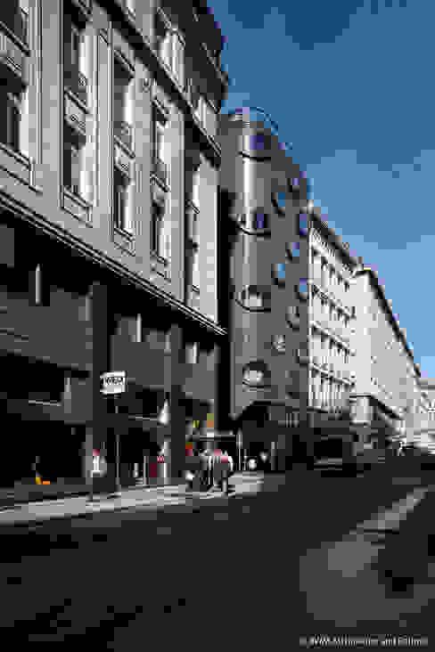 Hotel Topazz:  Hotels von BWM Architekten und Partner ZT GmbH
