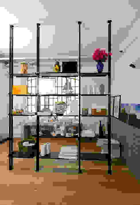 K2 Kriptonite Living roomShelves