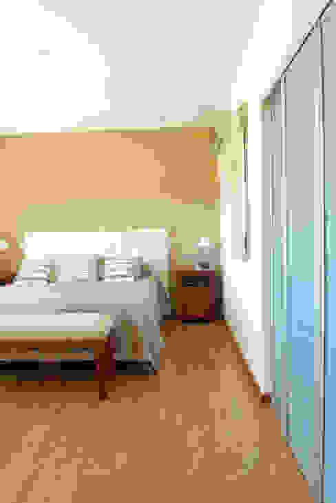 Modern Yatak Odası Opra Nova - Arquitectos - Buenos Aires - Zona Oeste Modern