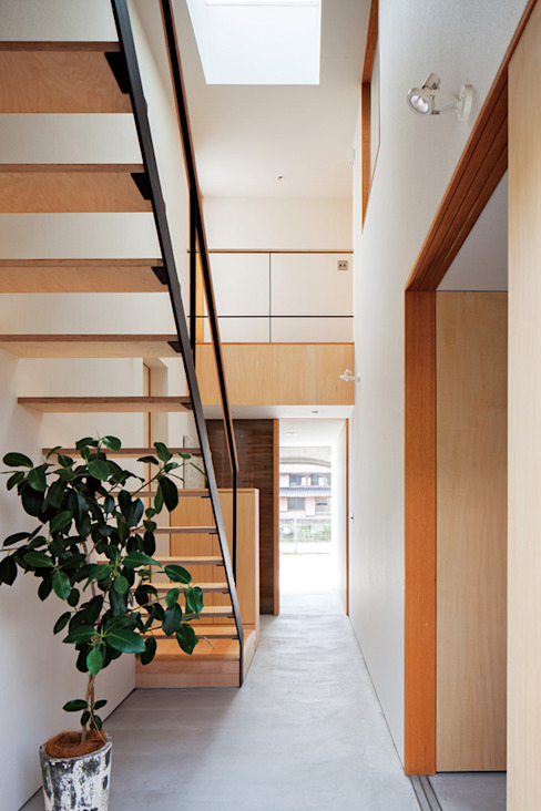 House in Gamagori の caico architect office