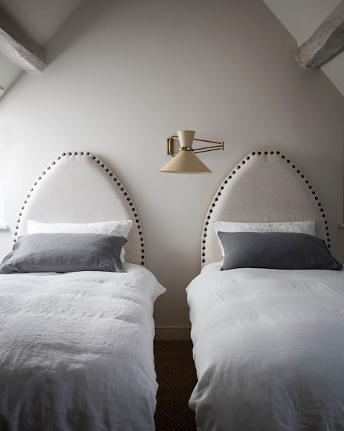 Bedroom by The Linen Works