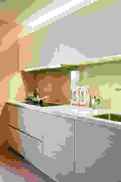 Penthouse, Zurich Modern kitchen by Studio Frey Modern