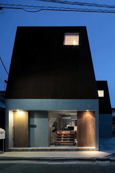 House in Sakura Fotos de Decoración y Diseño de Interiores de 石井秀樹建築設計事務所