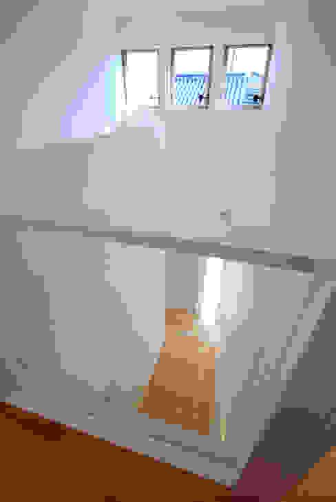 白い箱の家(White Box): 小野明一級建築士事務所 株式会社小野コーポレーションが手掛けたです。
