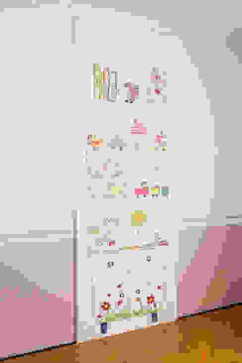 Schöne Tapeten und Wandtattoos für das Kinderzimmer