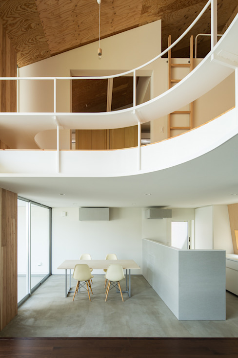 y+M design office Eclectic style houses