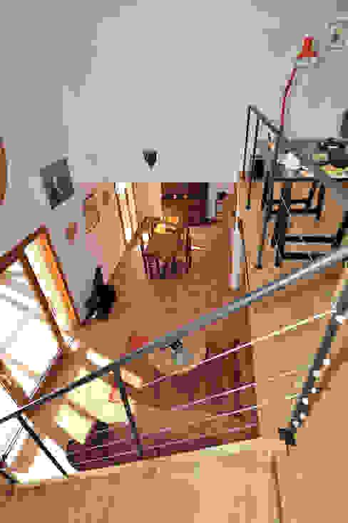 LA PREMIERE MAISON BBC EFFINERGIE DU GARD Maisons originales par JOSE MARCOS ARCHITECTEUR Éclectique