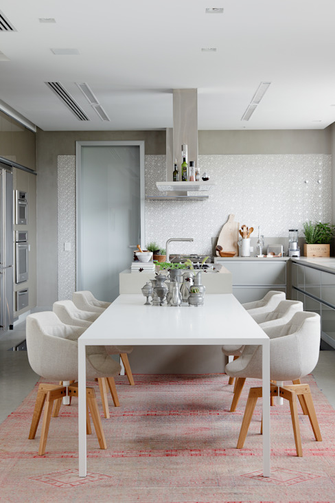 Кухня в стиле минимализм от homify Минимализм