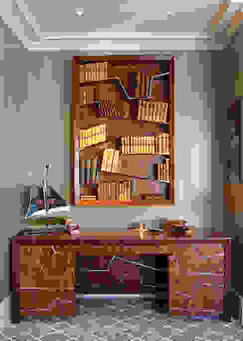 Santos Rosewood Bookshelf van Gosling Ltd