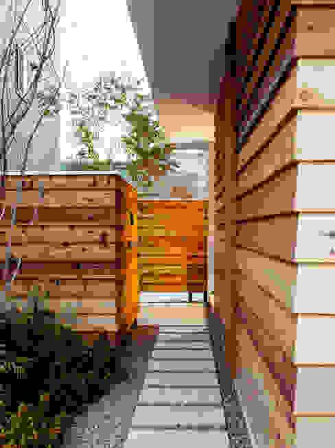 アトリエ FUDO 現代房屋設計點子、靈感 & 圖片