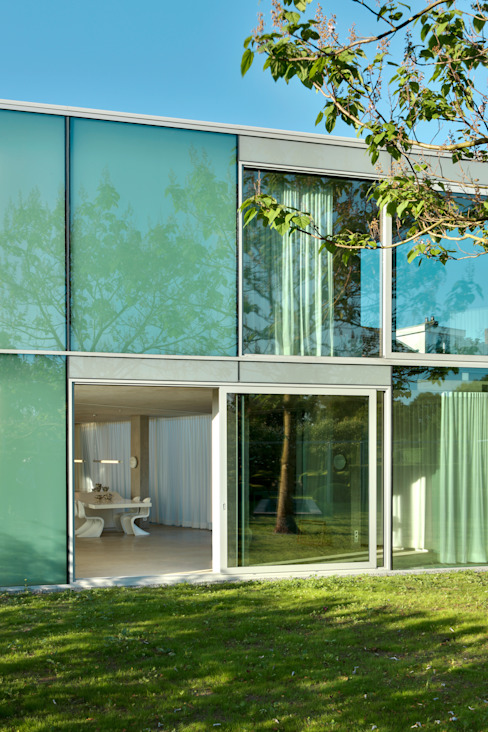 Modern Houses by Wiel Arets Architects Modern