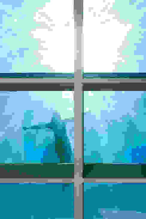 Jellyfish House Moderne zwembaden van Wiel Arets Architects Modern