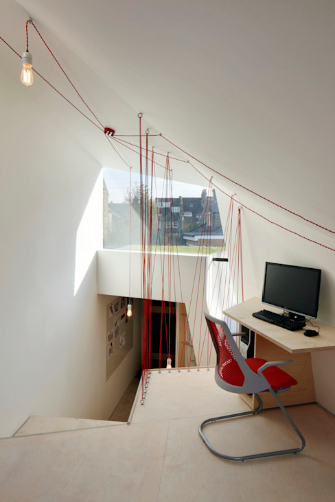 Study/office by Fraher and Findlay