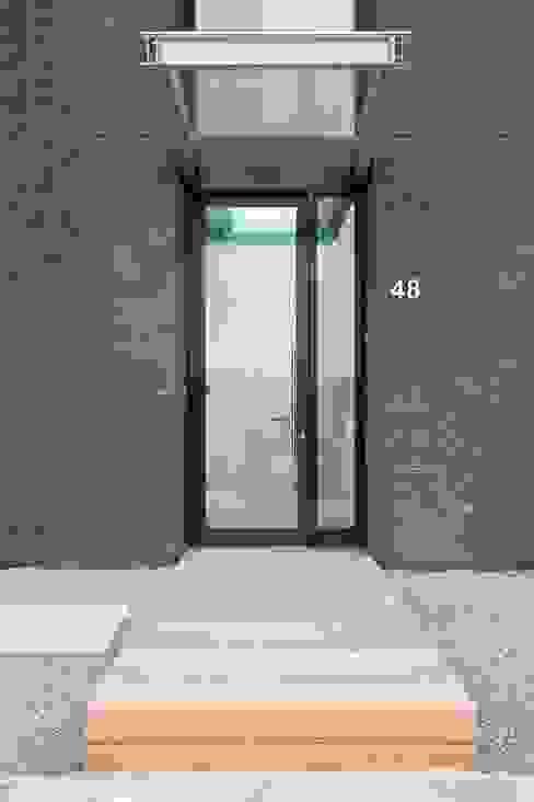 Nieuwbouwontwerp exterieur & interieur van Bart van Wijk interieurarchitectuur