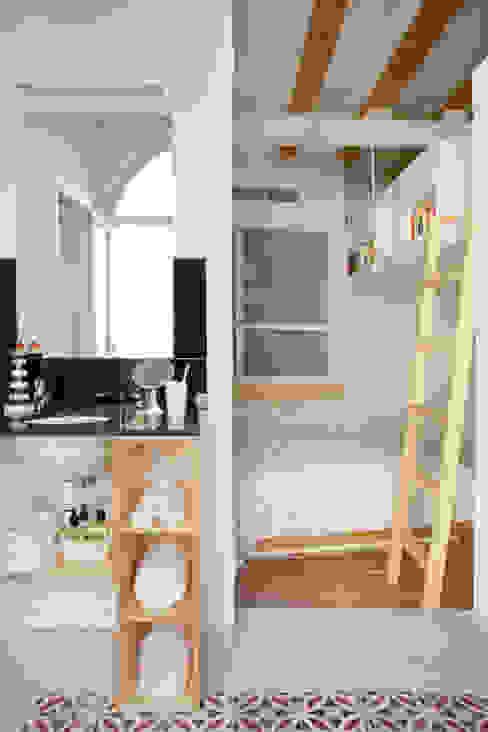 Dormitorios modernos de Miel Arquitectos Moderno