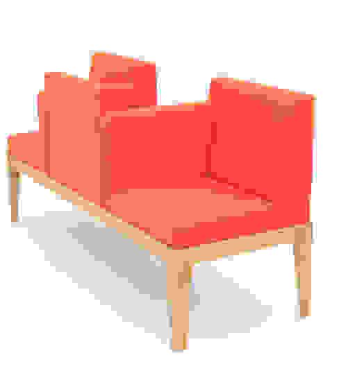 Banda Wood Lounge od xchange design GmbH