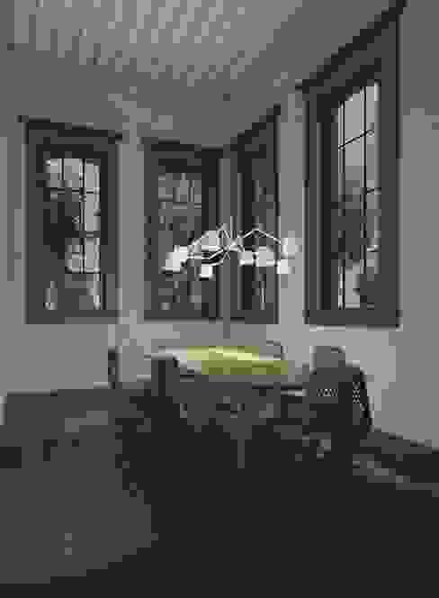 Alum Design Works Paisagismo de interior