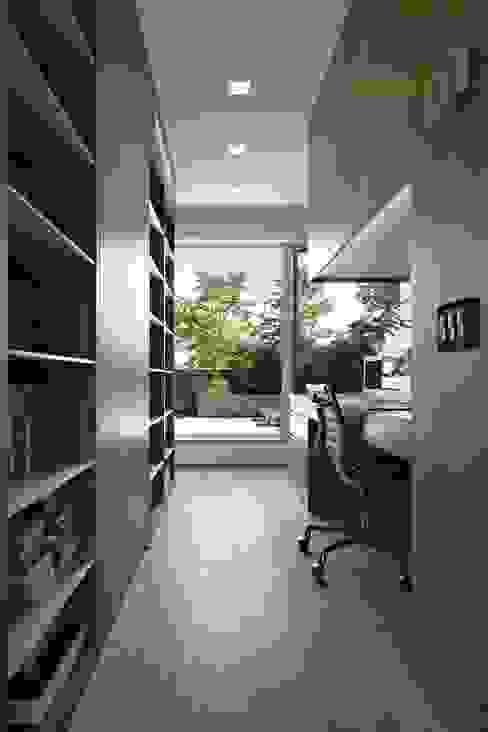 Soho Duplex Modern study/office by Slade Architecture Modern