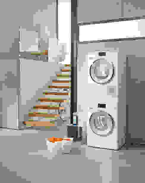 Waschmaschine W1 und Trockner T1 von Miele & Cie. KG