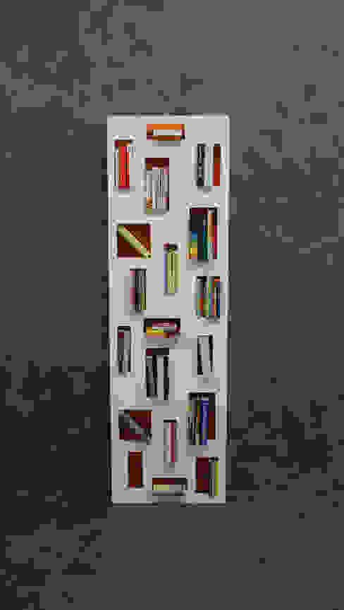 Davide Conti Design Studio Living roomShelves