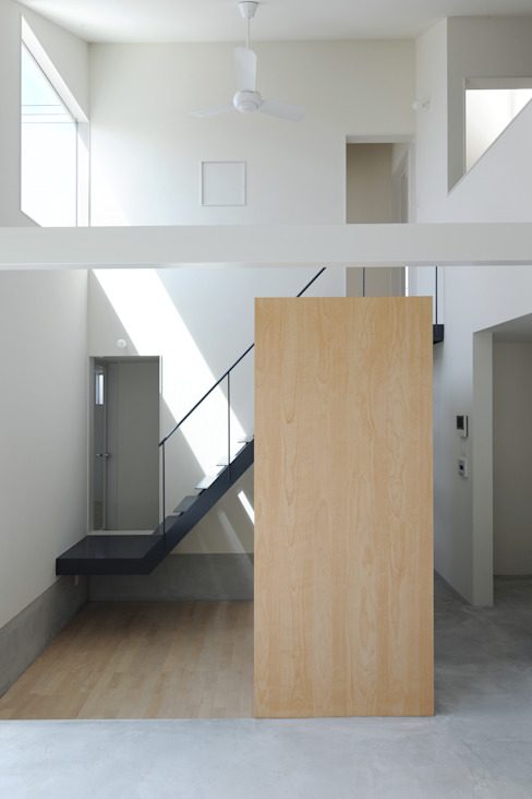 市原忍建築設計事務所 / Shinobu Ichihara Architects Salas de estar modernas
