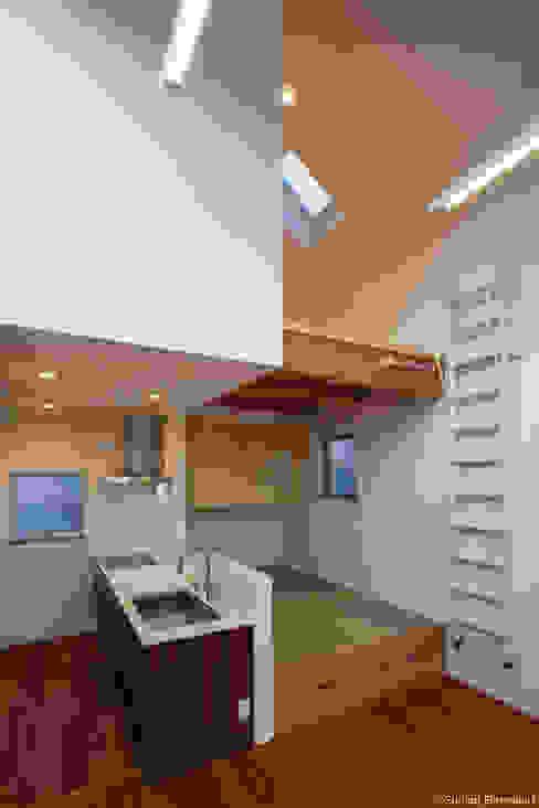 منازل تنفيذ 片岡英和建築研究室